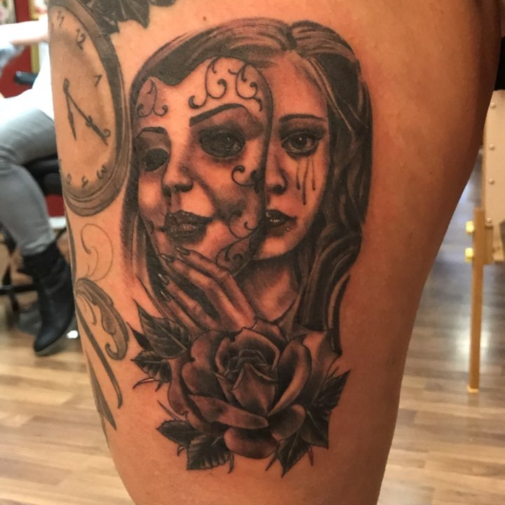 Powerhouse Tattoo   Galerie   Tattoo