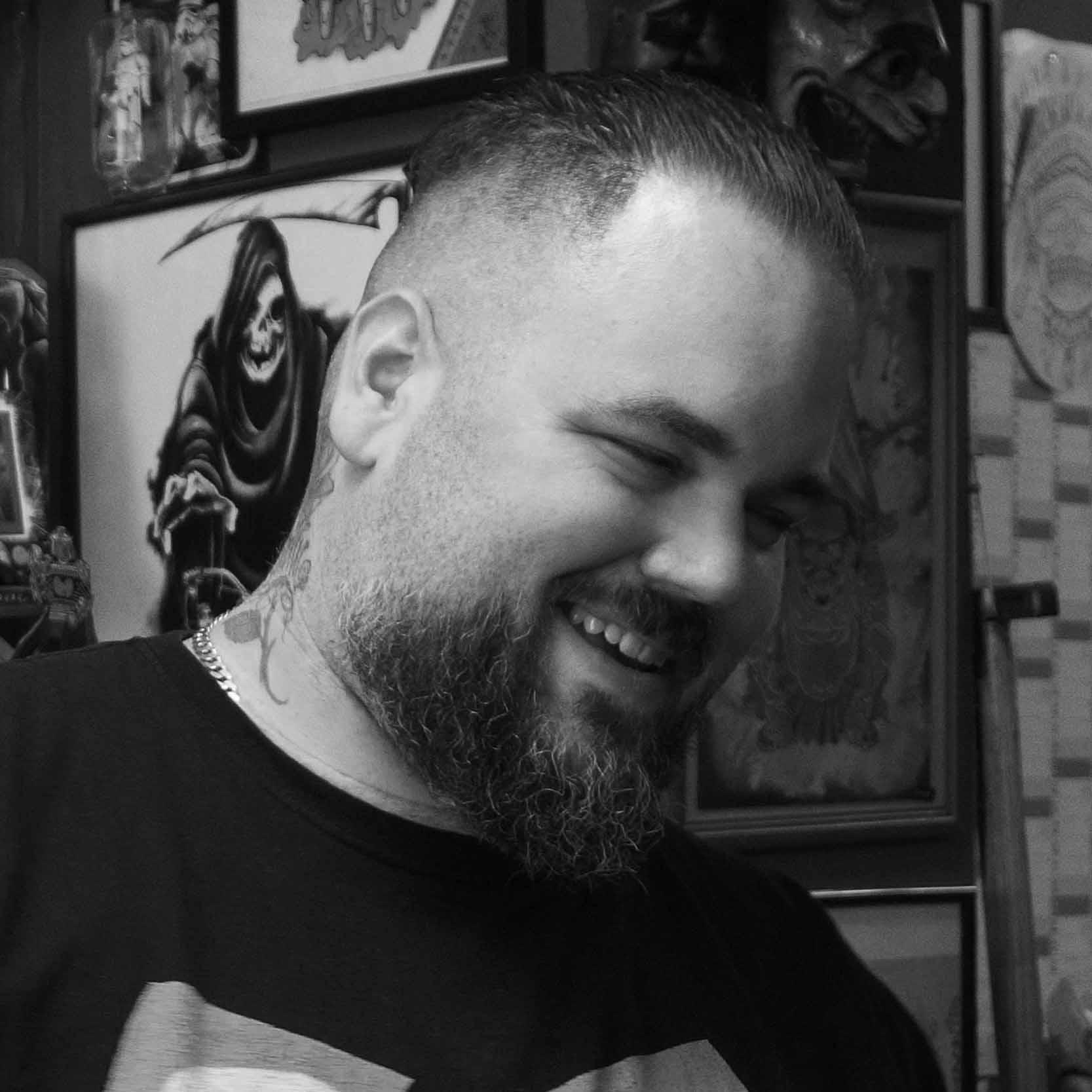 Dennis Klothen | Powerhouse Tattoo Köln | Tattoostudio